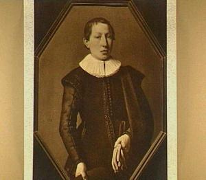 Portret van Jacob van der Merckt (1599-1653)