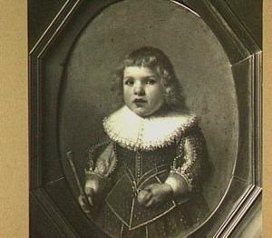 Portret van Samuel van Esch (1627-?)