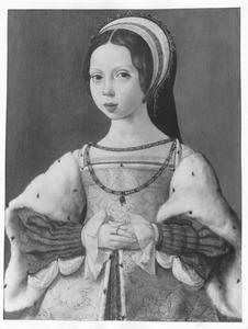 Portret van een prinses