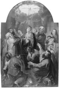 De nederdaling van de Heilige Geest