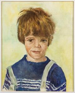 Portret van Warmold van der Feltz (1975)