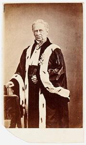Portret van Guillaume Adrien Gerard van Maanen (1801-1871)