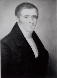 Portret van Willem de Vries (1809-1886)