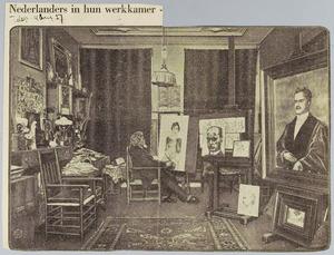 Nederlanders in hun werkkamer