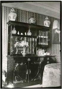Interieur van een huis van George Hendrik Breitner?