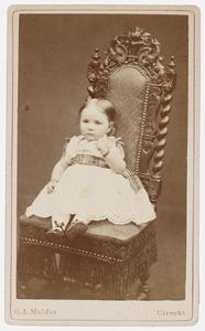Portret van Marie Isabelle Francoise Veeren (1878-1954)