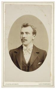 Portret van Pieter Gerrits Reitsma (1871-1949)