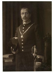 Portret van Jan Cornelis Gülcher (1851-1933)