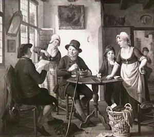De tabakverkoper