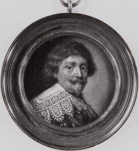 Portret van Frederik Hendrik van Oranje-Nassau (1584-1647)