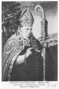 Zegenende bisschop