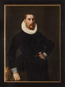 Portret van Willem Everwijn (?-1674)
