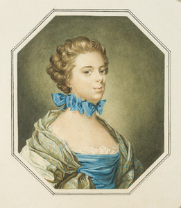 Portret van Reiniera van Tuyll van Serooskerken (1744-1792)