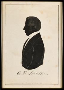 Portret van Cornelis Woutherus Schuller (1811-1880)