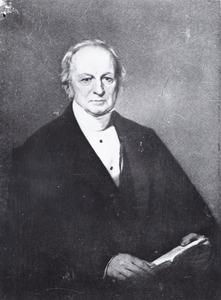 Portret van Adriaan van der Hoop (1794-1864)