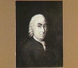 Portret van Jan van Koetsveld (1709-1775)
