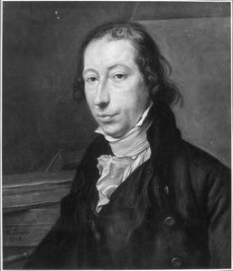 Portret van de schilder Hermanus van Brussel (1762-1815)