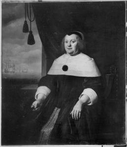 Portret van Maria Smit (1624-  )