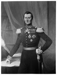 Portret van Hendrik Gerard Seelig (1785-1864)