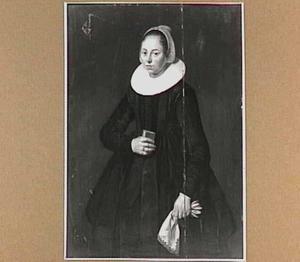Portret van een dame uit de familie Van Bolhuis (mogelijk Claesjen Abels van Bolhuis)