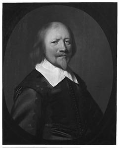 Portret van Jan Gans