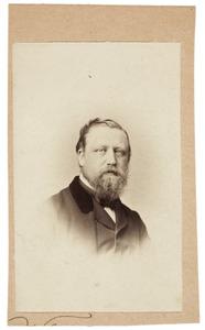 Portret van Tielenius Kruythoff