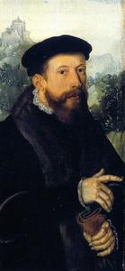 Portret van Jan van Rosendael (?-1583)