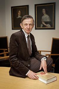 Portret van Rudi Ekkart