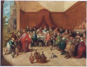 Het huwelijksfeest te Kana (Johannes 2:1-11)