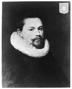 Portret van Tyman van Volbergen ( -1667)
