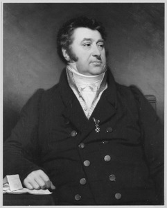 Portret van Gerardus Andreas Martinus van Bommel (1770-1832)