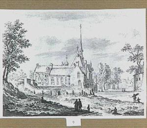 Agnietenklooster te Utrecht; tegenwoordig het Centraal Museum