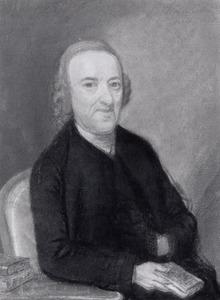 Portret van waarschijnlijk Gerardus de Soete ( -1794)