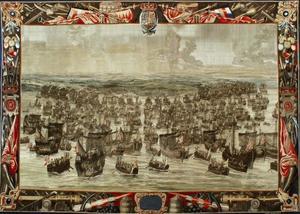 De landing bij Råå, 29 juni 1676