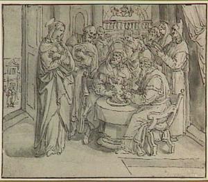 De besnijdenis (Lucas 2:21)