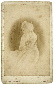 Postuum portret van Sophie de Lavieter (1871-1872)