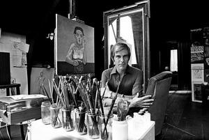 Portret van Herman Gordijn