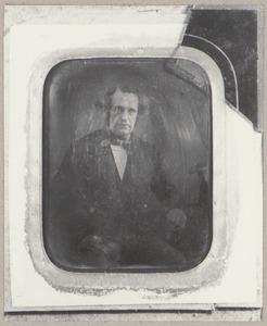 Portret van Samuel Anne van Hoogstraten (1808-1875)