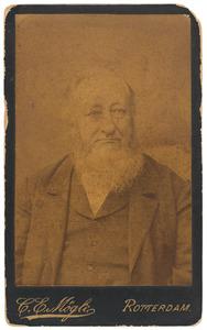 Portret van François van Vollenhoven (1820-1905)
