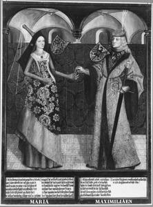 Haarlemse gravenportretten: Maria van Bourgondië en Maximiliaan van Habsburg