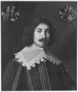 Portret van Tjallingh Camstra (?-1664)