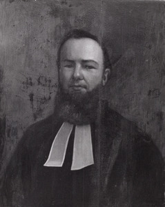 Portret van Ivo Gaukes Knottnerus (1840-1917)