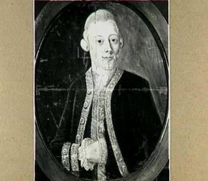 Portret van A.R. Duyvensz. (1750-?)