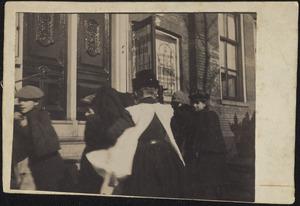 Kinderen op de Lauriergracht te Amsterdam
