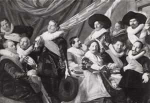 Schutters van de St. Jorisdoelen, Haarlem 1627