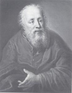Portret van een heilige