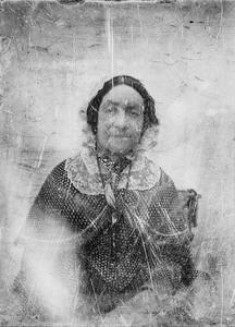 Portret van Anna Margaretha Elisabeth Clasina van Pesch (1789-1867)