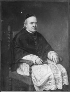 Portret van Henricus Bartholomeus Kok (1818-1896)