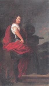 Portret van Jan III Sobieski (koning van Polen)