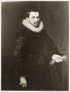 Portret van Jan Sandra ( -1641)